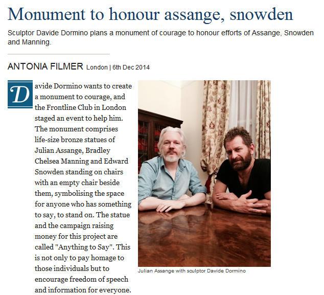 manning assange snowden